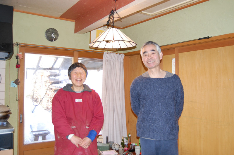 佐藤 火圭(ケイ) 工房にダイニングテーブル用ランプを納品