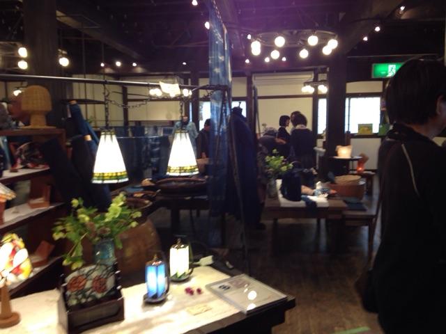 前橋の総社町で、恵那建設様でのっぽのダイニングテーブル用ランプを使った新築住宅の完成見学会