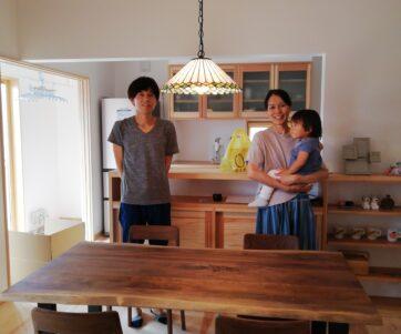 ダイニングテーブル用ランプ